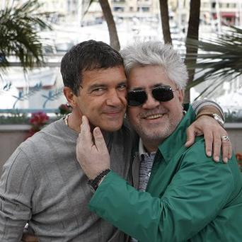 Antonio Banderas has worked with Pedro Almodovar on a number of films