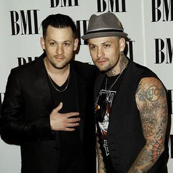 Joel and Benji Madden stepped out for this year's BMI ceremony in Los Angeles
