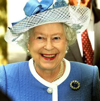 The Queen is undertaking the final day of her historic visit to Ireland