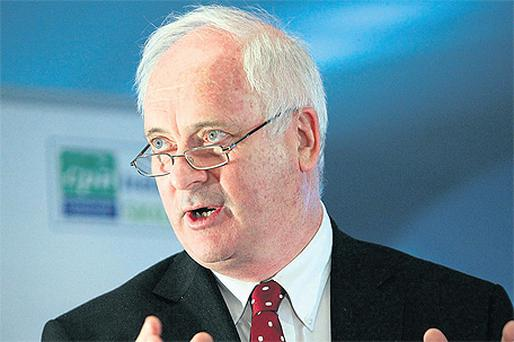 John Bruton, chairman of IFSC Ireland, was one of the guest speakers yesterday at the Institute of Certified Public Accountants annual conference 2011 'Working towards a New Economy'