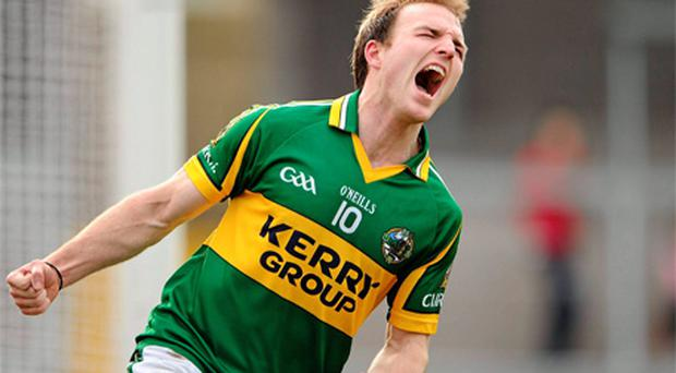 Darran O'Sullivan is determined to establish himself as a Kerry starter having spent so much time on the bench