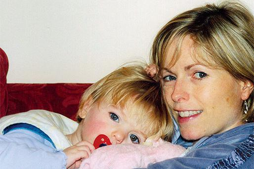 A mother's love: Kate and Madeleine
