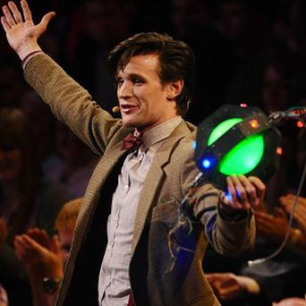 The original Harris Tweed jacket worn by Doctor Who actor Matt Smith was not warm enough, the BBC said