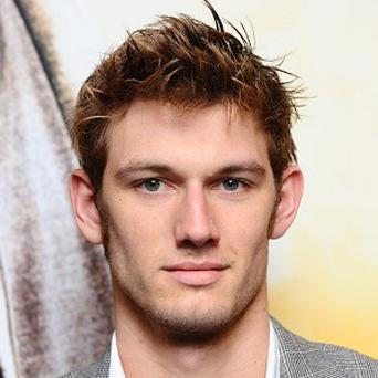 Alex Pettyfer is preparing to strip off for the role