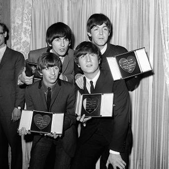 Rare photographs of The Beatles are going up for sale