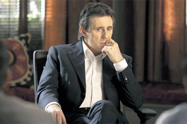 It's good to talk: Gabriel Byrne plays a psychotherapist in 'In Treatment'