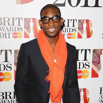 Tinie Tempah has been hanging out with Adele in the US