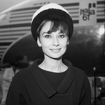 Audrey Hepburn's French pleat is the most requested hair style in UK salons, according to a poll