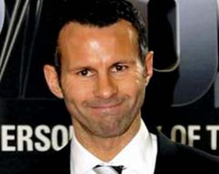 Footballer Ryan Giggs. Photo: Getty Images