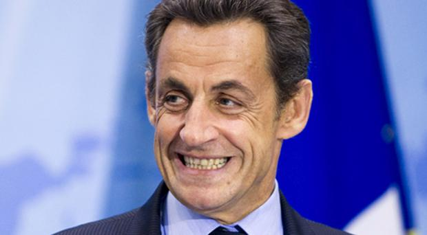 Nicolas Sarkozy. Photo: Getty Images