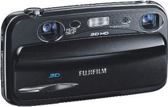 The Finepix Real3D W3