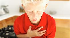 About half of all choking accidents in young children involve food. Photo: Thinkstockphotos.com