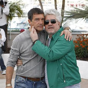 Antonio Banderas and Pedro Almodovar worked together again on The Skin I Live In