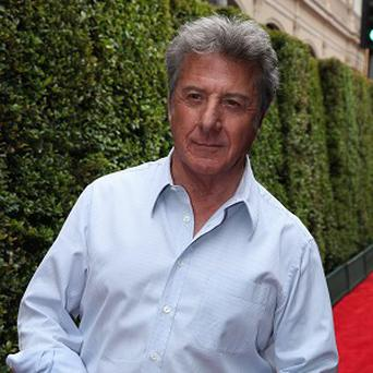 Dustin Hoffman is set to shoot a movie in the UK