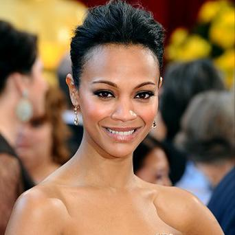 Zoe Saldana has some ideas about what her characters should be doing
