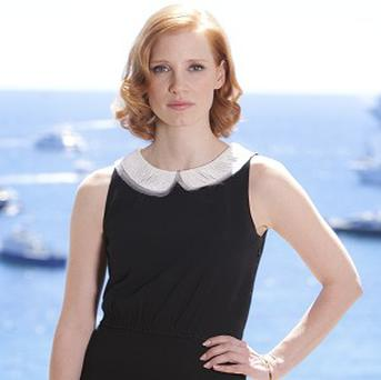 Jessica Chastain has a raft of movies coming out in 2011