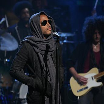 Lenny Kravitz has been cast in The Hunger Games
