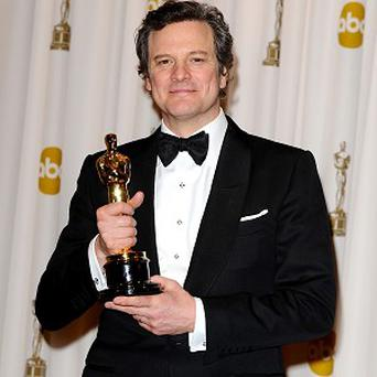 Colin Firth says he's got a dark side