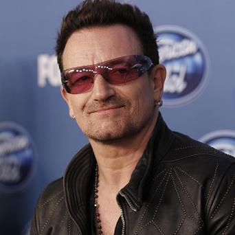 Bono wrote the music for the Spider-Man musical with The Edge