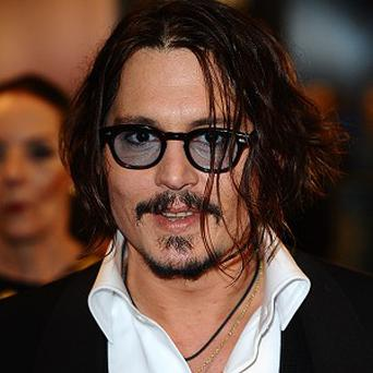Johnny Depp has played Captain Jack Sparrow in four Pirates films