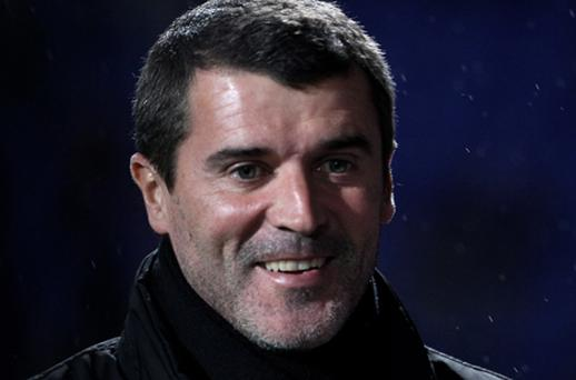 Roy Keane is to be a pundit on ITV's coverage of the Champions League final. Photo: Getty Images