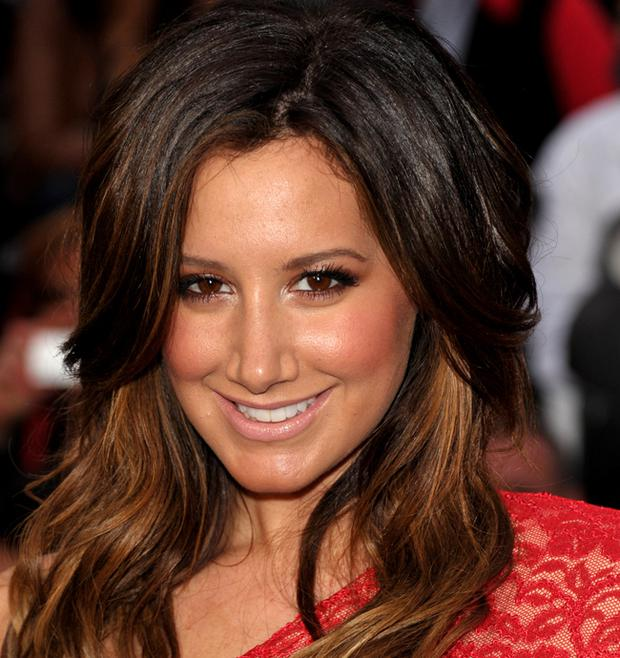Ashley Tisdale. Photo: Getty Images