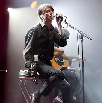 Brett Anderson is in regular contact with ex-Suede member Bernard Butler