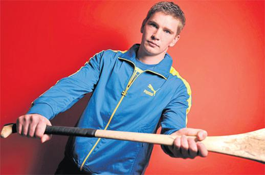 Tipperary's Brendan Maher pictured at the Puma GAA Championship launch in Dublin yesterday