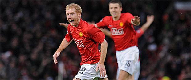 Paul Scholes has retired with immediate effect. Photo: PA