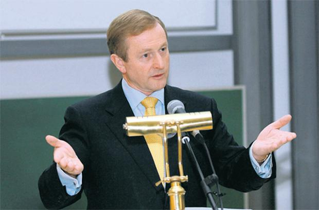Taoiseach Enda Kenny has vowed to get rid of any red tape holding back the Irish food industry from hitting its 2020 targets
