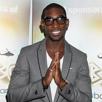 Tinie Tempah is praying for chart success in the US