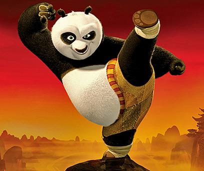 Kung Fu Panda 2 is released in Ireland on June 10