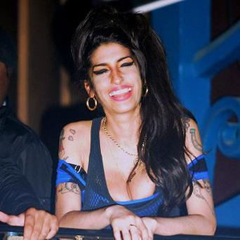 Amy Winehouse is being treated at the Priory Clinic