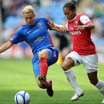 Tory MP Tracey Crouch has criticised rules that ban women from playing football for the parliamentary team