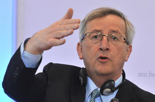 Jean Claude Juncker. Photo: Getty Images