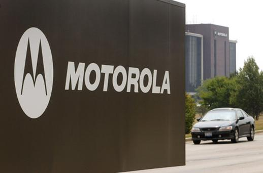 Telecoms giant Motorola Ltd is being sued by the Imagine Communications Group over alleged breach of agreements. Photo: Getty Images