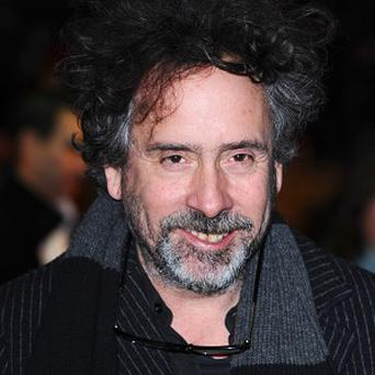 Tim Burton is at the early stages of making Dark Shadows