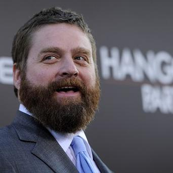 Zach Galifianakis would like to try a more dramatic role