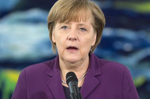 German Chancellor Angela Merkel. Photo: Getty Images