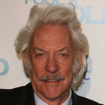Donald Sutherland is set to star in new film The Hunger Games