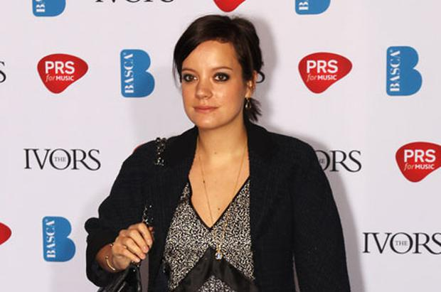 ROW: Lily Allen. Photo: Getty Images