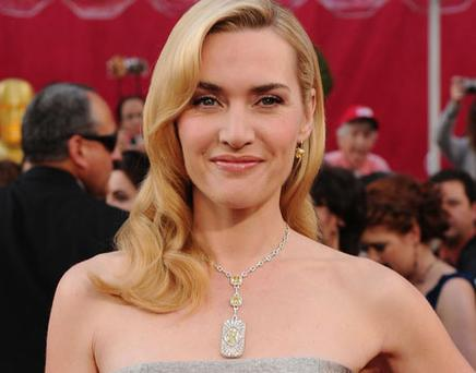 UNLUCKY IN LOVE: Kate WInslet is separated from second husband Sam Mendes