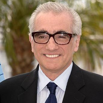 Martin Scorsese is said to be interested in making a film about Dame Elizabeth Taylor