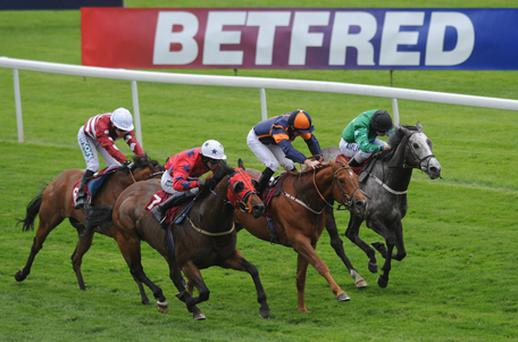 Bookmaker Betfred today won the auction to buy the Tote after the UK government agreed a deal worth €298m. Photo: PA