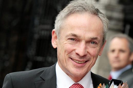 Richard Bruton: says plans will take people off the dole
