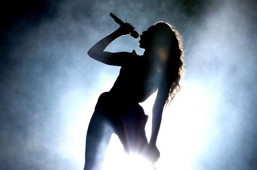 Expensive: Beyoncé's epic new video cost in the region of $1m
