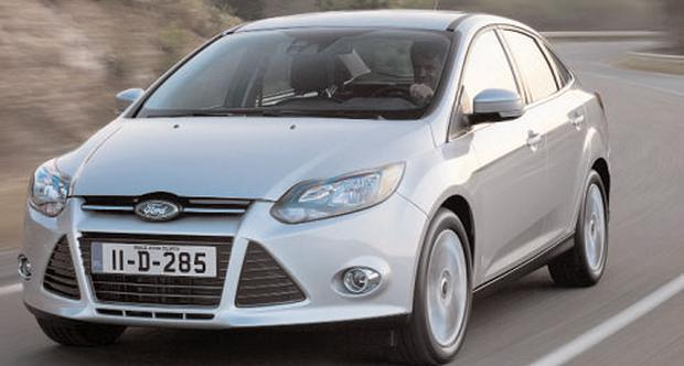 SCRAPPAGE QUALIFIER: Ford Focus, top-selling model
