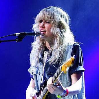 Ladyhawke says her new album is influenced by Britpop