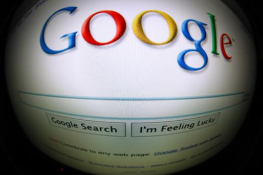 Last week, Google said it had discovered an attempt to steal the email passwords of hundreds of its email account holders. Photo: Getty Images