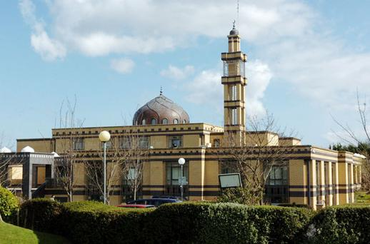 The Islamic Cultural Office of Ireland Clonskeagh, Dublin.